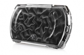 Capdase ConXept Case Clear Black для PSP Go