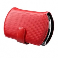 Capdase Life Style Case Red для PSP Go