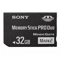 Sony Memory Stick Duo Pro 32 GB Mark2 Original для PSP