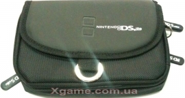 Сумка DS Lare Carrying Bag for Nintendo DS/DS Lite (Black)