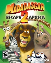 Madagascar: Escape 2 Africa [PS2]