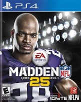 Madden NFL 25 [PS4]
