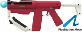 Автомат для Playstation 3 Move Sharpshooter