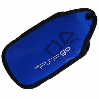 Protective Soft Case for PSP Go (Blue) / Мягкий чехольчик