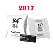 2017 R4ISDHC DUAL-CORE for 3DS/ NDSLL/NDSI/NDSL/NDS
