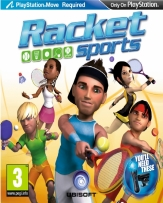 Racket Sports (move) [PS3]