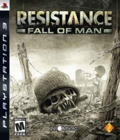 Resistance: Fall Of Man [PS3]