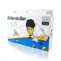 (Wii) Billiards Bar / Кий для джойстика