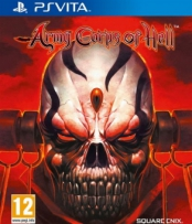 Army Corps of Hell  [PS Vita] Б/У