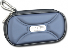Чехол-сумка PSP20 / Official Sony Travel Case for PSP 1000, 2000, and 3000 Blue (Original)
