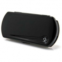 Чехол LUXURY Hard Case Gloss Top Capdase Black