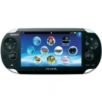 PlayStation Vita Slim Wi-Fi (PS Vita Slim) Black