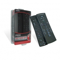 Pega 3 in 1 Wireless Keyboard Remote Controller PS3