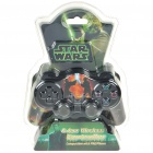 Джойстик беспроводной 2.4GHz Wireless Dual-Shock Game Controller for PS2 - Star Wars [PS2]