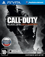 Call of Duty Black Ops Declassified (русская версия)  [PS Vita] Б/У