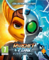 Ratchet & Clank: A Crack In Time Special Edition [PS3]