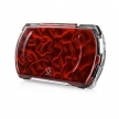 Capdase ConXept Case Clear Red для PSP Go