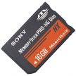 Sony Memory Stick PRO Duo 16 Gb HX Original для PSP