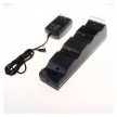 Pega Blue Light Quad Charge Station / dock for PS3 Slim Wreless Controller