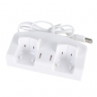 5-in-1 Dual Charge Station + 2*1800mAh Battery Packs + Charge Stands for Wii
