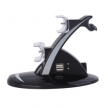 Blue Light Dual Controller USB Charging Cradle/Dock for PS3