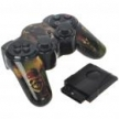 Джойстик беспроводной 2.4GHz Wireless Dual-Shock Game Controller for PS2 - Pirates of the Caribbean