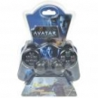 Джойстик беспроводной 2.4GHz Wireless Dual-Shock Game Controller for PS2 - Avatar