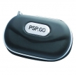 PSP Go Compatible Aero Travel Protector Case with Strap (Black)