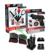 Набор Motion Control Sport Game set for ps3 Move (Shooting Gun+Boxing Glove+Charging Stand+Sport Tool)