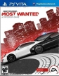 Need For Speed Most Wanted [PS Vita] (Русская версия)