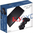 Sony PlayStation 2 slim (Black)  9-я серия Б.У.