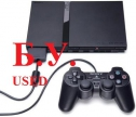 Sony PlayStation 2 slim (Black) Б.У. (Used)