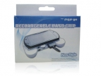 Rechargeable hand grip skid-proof 3*700mAh PSP GO