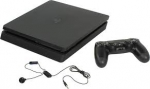 Sony PlayStation 4 Slim (500 GB) Black