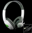 Наушники Comfort USB Headset Headphone for PC, Mac, PS3 with Microphone (White)