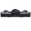 Portable Speaker with Charger Stand for PSP GO - Black