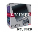 Sony PlayStation 3 (Slim) 320 GB (PS3) Версия ПО 3.55 Б/У, USED
