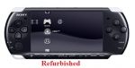 Sony PlayStation Portable Slim PSP 3008 Piano Black Refurbished (Ref) + Чехол + Пленка + USB + Наушники