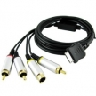 Gold Plated S-Video AV Cable PSP Go