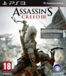 Assassins Creed III (русская версия) [PS3] Б/У