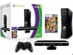 Xbox 360 Slim 4Gb + Kinect + freeBOOT + Мультипрошивка (LT- 3.0/LT-2.0)